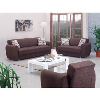 Boston 3-Piece Living Room Set by Empire Furniture, USA