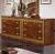 Alexandra Double Dresser, Walnut