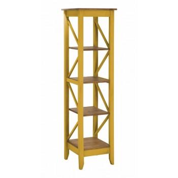 Jay Bookcase 2.0, Yellow Wash