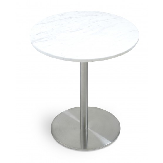Ares End Table, Marble photo