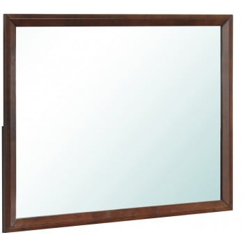 Carolina Mirror, Brown Cherry