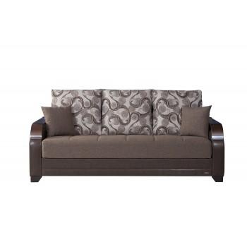 La Reina Sofa, Moon Brown by Casamode