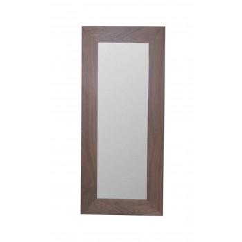 Malta Mirror Medium, Walnut by SohoConcept Furniture