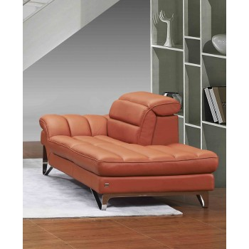 Astro Lounger, Pumpkin by J&M Furniture