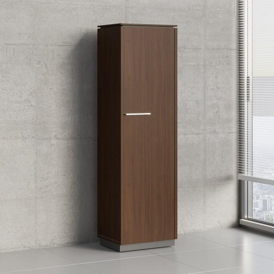 Status 1 Right Door Storage Cabinet X57, Chestnut photo