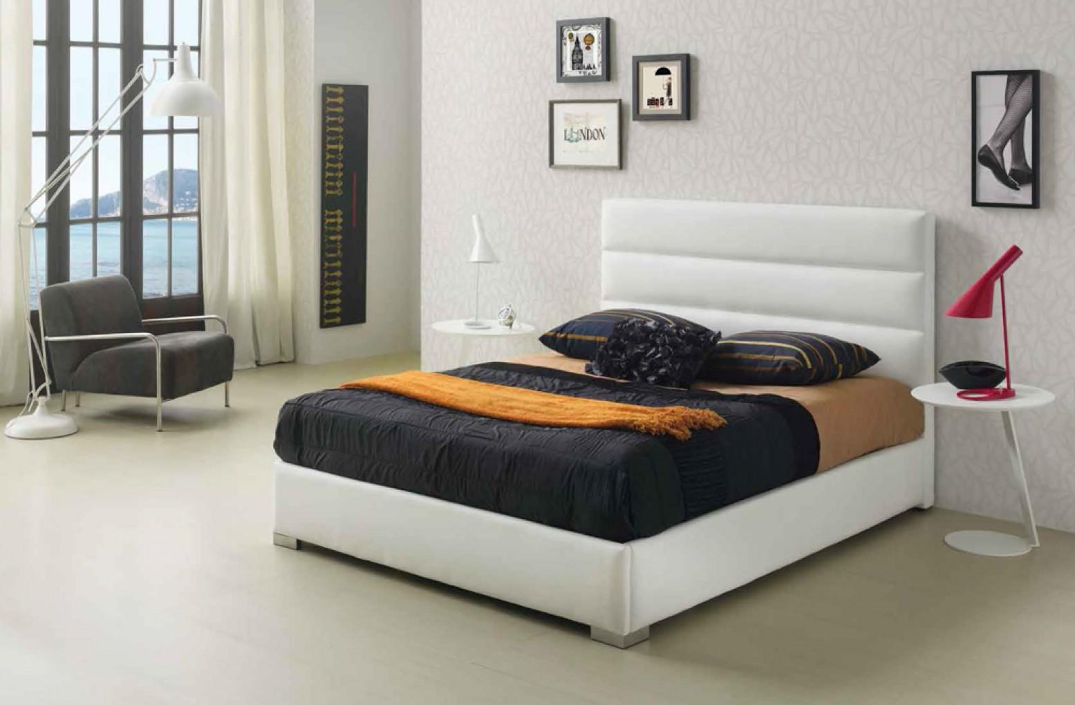 734 Lidia 3 Piece Euro Queen Size Storage Bedroom Set Buy Online At Best Price