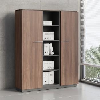 Status Storage Cabinet X5679, Lowland Nut