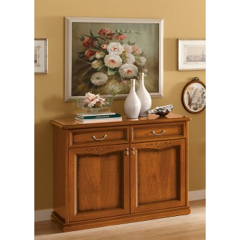 Nostalgia 2-Door Buffet, Walnut