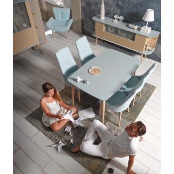 Bella Bora Dining Room Set, Compositiona 1