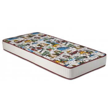 7-inch Comic Single Size Mattress