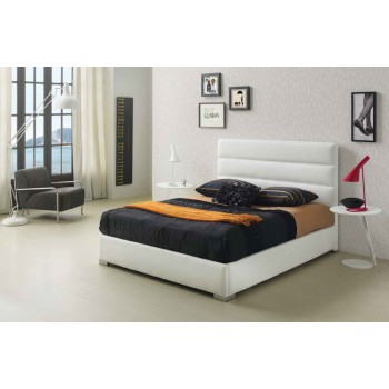 734 Lidia 3-Piece Euro Queen Size Storage Bedroom Set