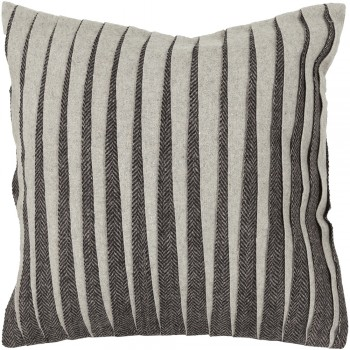 "Square Pillows CUS-28009, 18"" by Chandra"