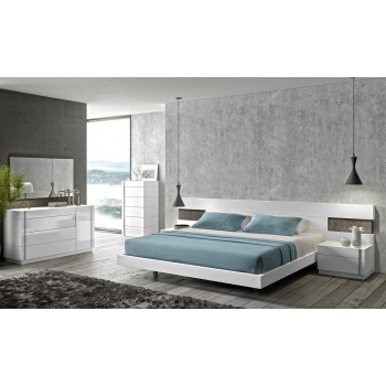 Amora 3-Piece King Size Bedroom Set