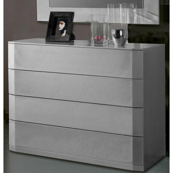 C102 Dresser, Silver photo