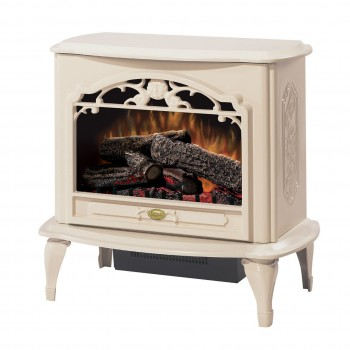 Celeste Stove, Cream Finish