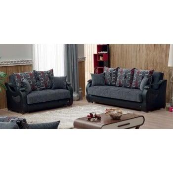 Arizona 2-Piece Living Room Set by Empire Furniture, USA