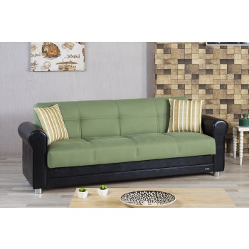 Avalon Sofa, Prusa Green by Casamode