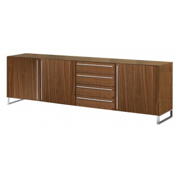 Life-3C Sideboard, Walnut Canaletto