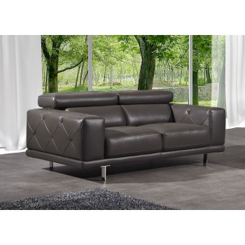 S116 Loveseat, Grey