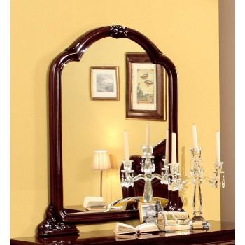 Gioia Mirror, Mahogany