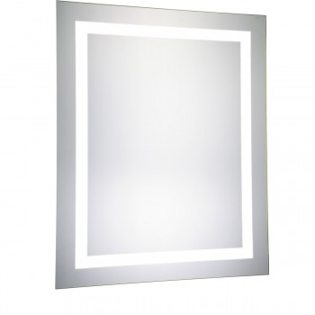 "Nova MRE-6003 Rectangle LED Mirror, 24"" x 30"""