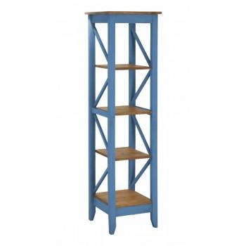 Jay Bookcase 2.0, Blue Wash
