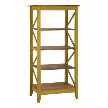 Jay Bookcase 1.0, Yellow Wash