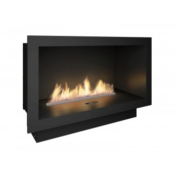 PrimeFire Bio Fireplace in Casing
