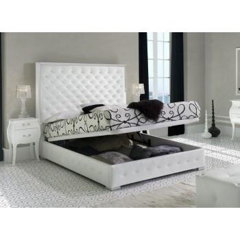 639 Valeria Euro Queen Size Storage Bed