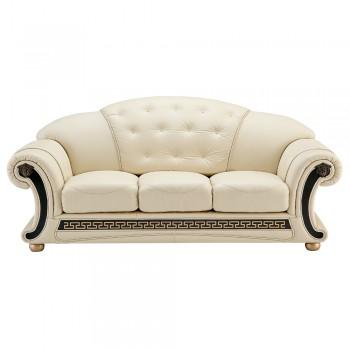 Apolo Sofa Bed, Ivory