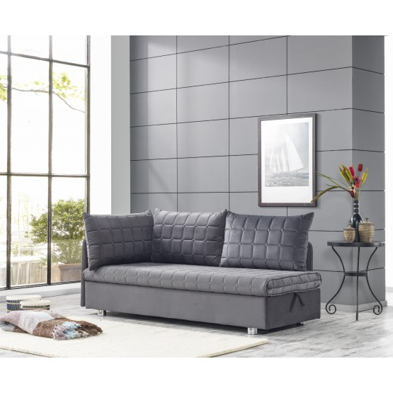 Day & Night Daybed, Etro Gray photo