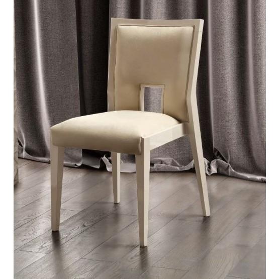 Ambra Dining Chair, Beige Eco Nubuck photo