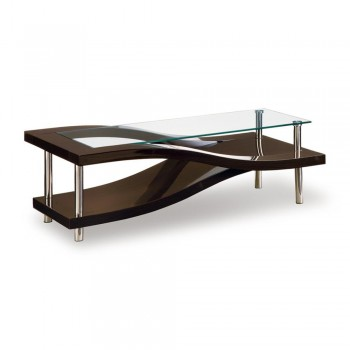 T759WC Coffee Table, Wenge by Global Furniture USA