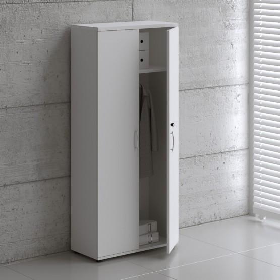 Basic K5204 Wardrobe, White photo