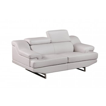 U8141 Loveseat, Grey