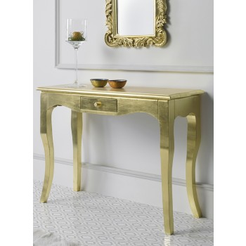 K-59 Console Table, Gold