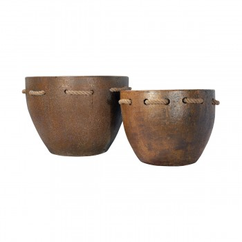 Porter Pot, Set of 2