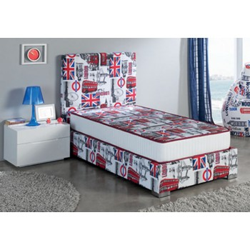 London 701C Youth Full Size Bed