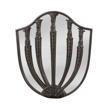Dovecliff Roman Shield Mirror