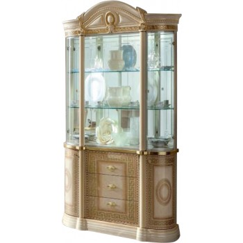 Aida 3-Door China Cabinet