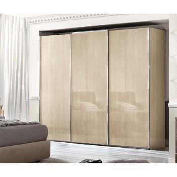 Ambra 3 Sliding Doors Wardrobe