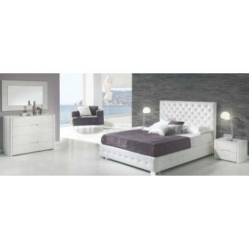 636 Alma 3-Piece Euro Twin Size Bedroom Set
