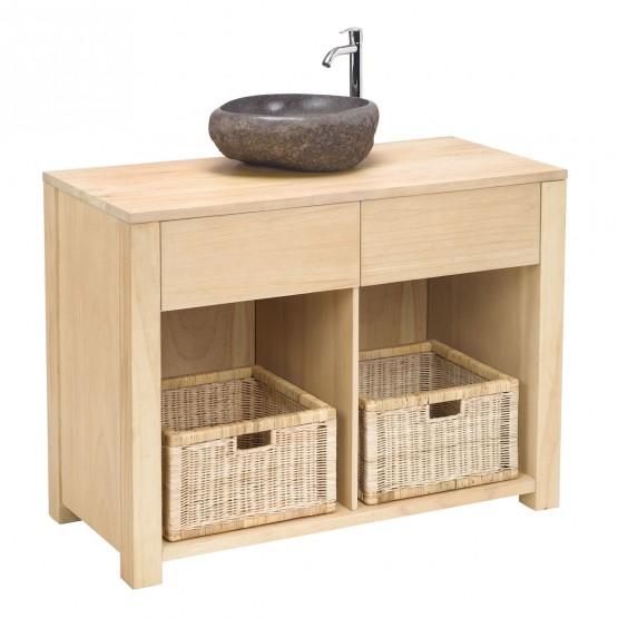 Elegance Large Basin Cabinet photo