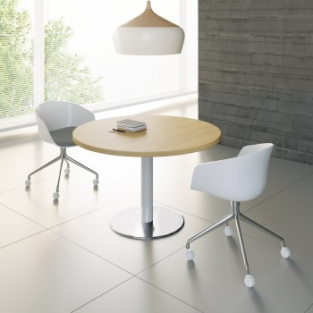 Mito Meeting Table MIT17, Light Sycamore