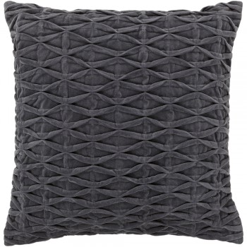 "Square Pillows CUS-28010, 18"" by Chandra"