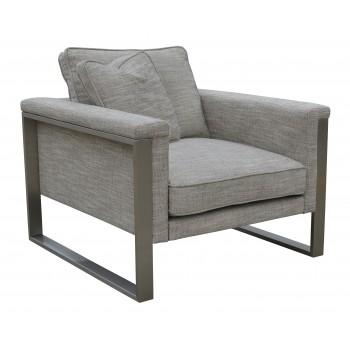 Boston Armchair, Coffee Tweed by SohoConcept Furniture