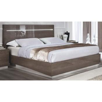 Platinum Legno Queen Size Bed