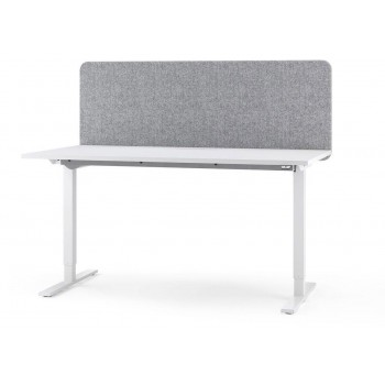 One Customizable Sit-Stand Office Desk