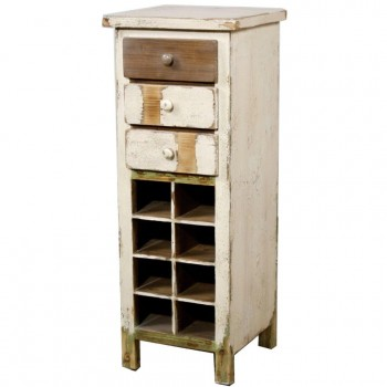 Tuscany Small Wine Chest by NPD (New Pacific Direct)
