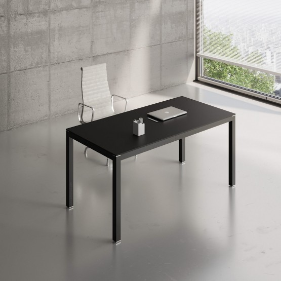Impuls Desk IM04, All Black photo